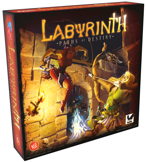 Labyrinth: Paths of Destiny – III edycja