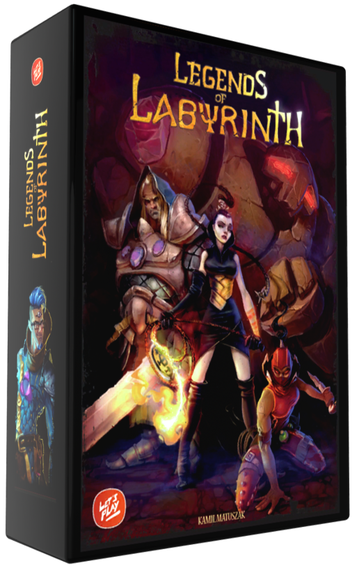 Legends of Labyrinth