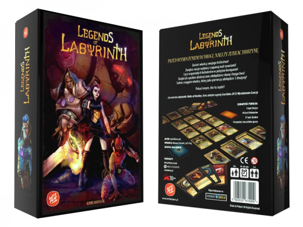 Legends of Labyrinth (2)