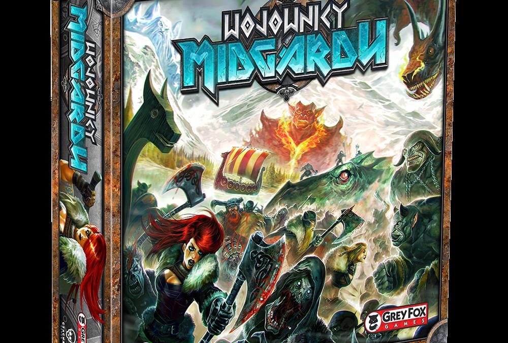 Wojownicy Midgardu
