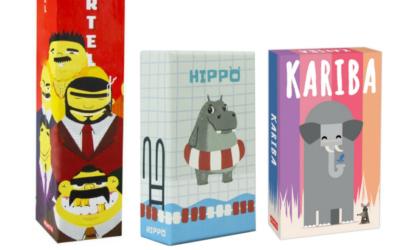 Hippo, Kariba, Kartel – nowości z Helvetiq