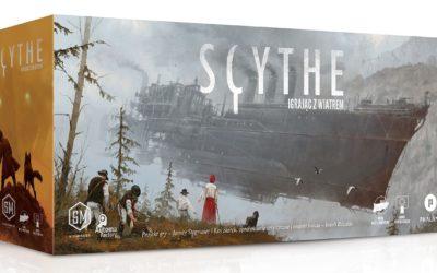 Scythe: Igrając z wiatrem w produkcji!