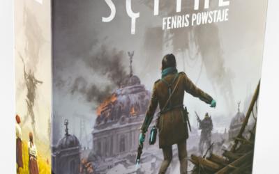 Fenris powstaje – ostatni dodatek do gry Scythe