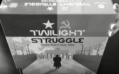 To już dziś! Premiera: TWILIGHT STRUGGLE – ZIMNA WOJNA 1945–89