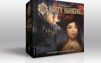 Premiera Nanty Narking – nowej gry Martina Wallace'a