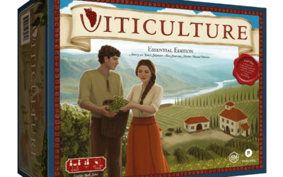 Znamy datę premiery Viticulture!
