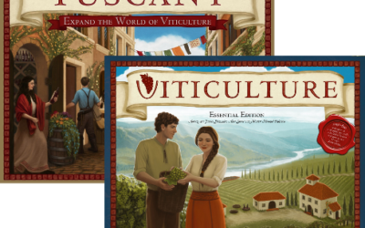 Dodatek Tuscany a Viticulture: Essential Edition
