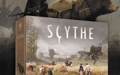 Zmiany w dodruku Scythe