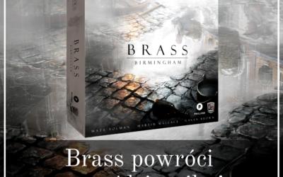 Brass: Birmingham opóźniony!