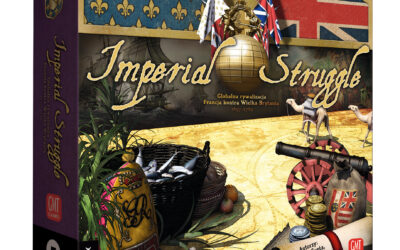 Imperial Struggle – będzie polska wersja!