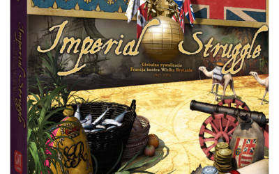 Znamy datę premiery Imperial Struggle!